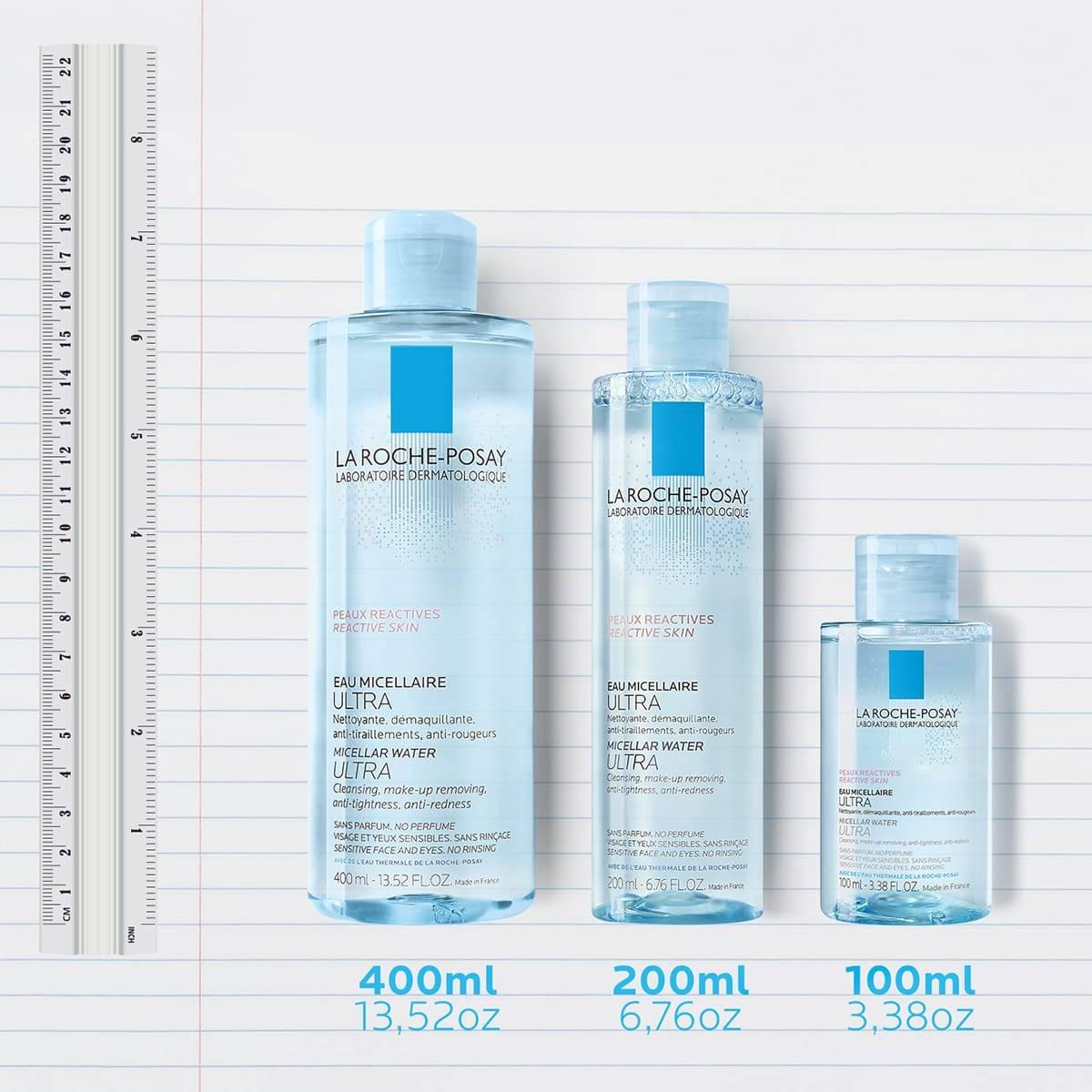 La Roche Posay Termékoldal Ultra Micellás víz Család 3337875528108 3