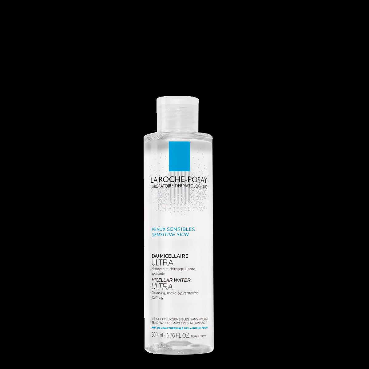 La Roche Posay TermékOldal Arctisztító Ultra Fiziológiás Micellás víz
