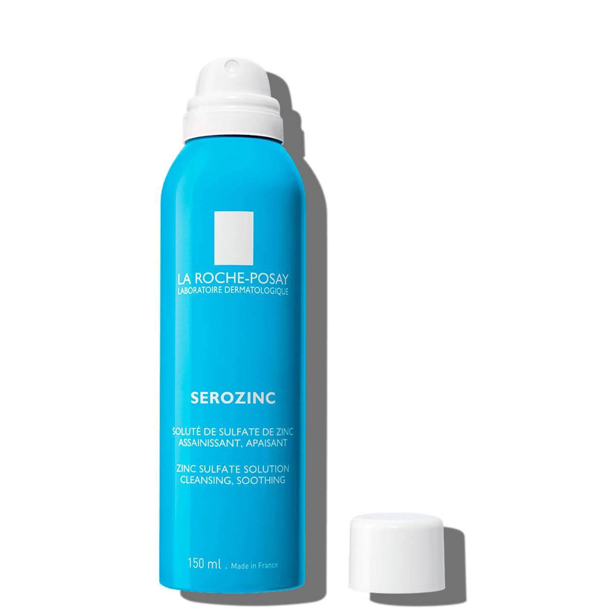 La Roche Posay Termékoldal Serozinc Spray Cink 150ml 3433422406728