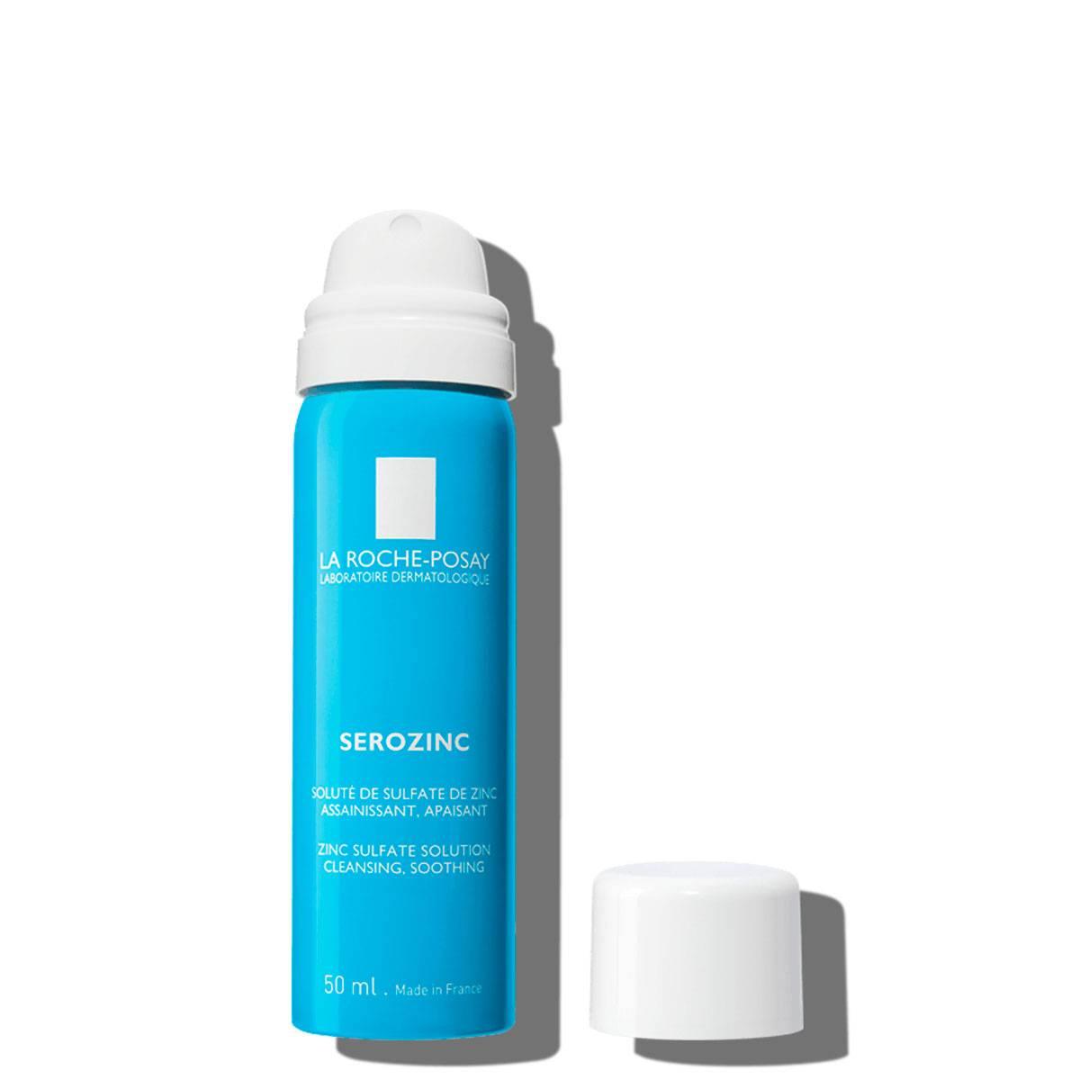 La Roche Posay Termékoldal Serozinc Spray Cink 50ml 3337875522601 Nyitott