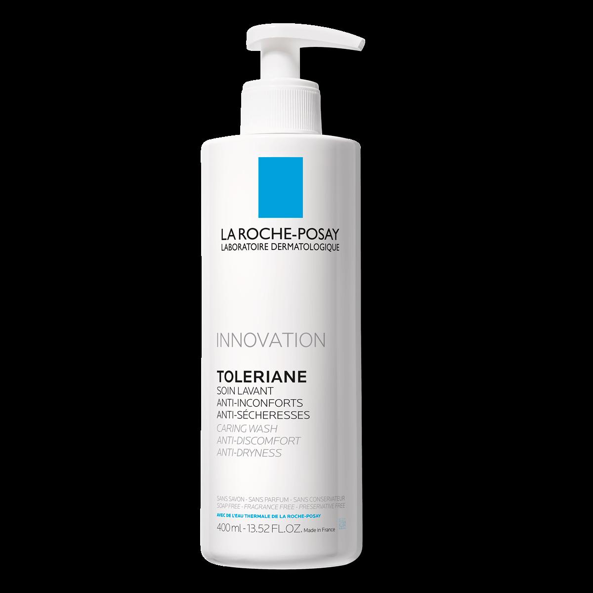 La Roche Posay TermékOldal Érzékeny Allergiára Hajlamos Bőr Toleriane Nyugtató Lemosó 40