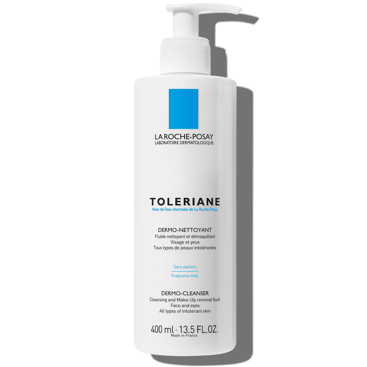 La Roche Posay TermékOldal Érzékeny Allergiára Hajlamos Bőr Toleriane Nyugtató-védő Tisztító
