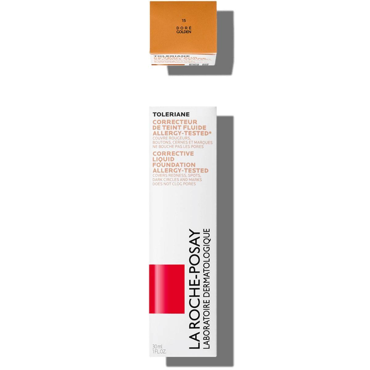 La Roche Posay Érzékeny Bőrre Toleriane Smink KORREKCIÓS ALAPOZÓ FLUID