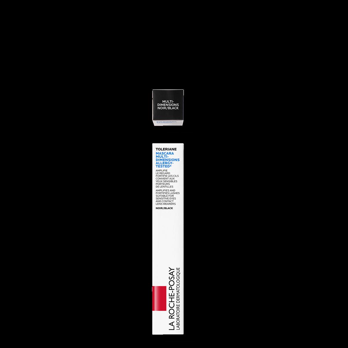 La Roche Posay Érzékeny Bőrre Toleriane Smink TÖBBDIMENZIÓS SZEMPILLASPIRÁL Fekete