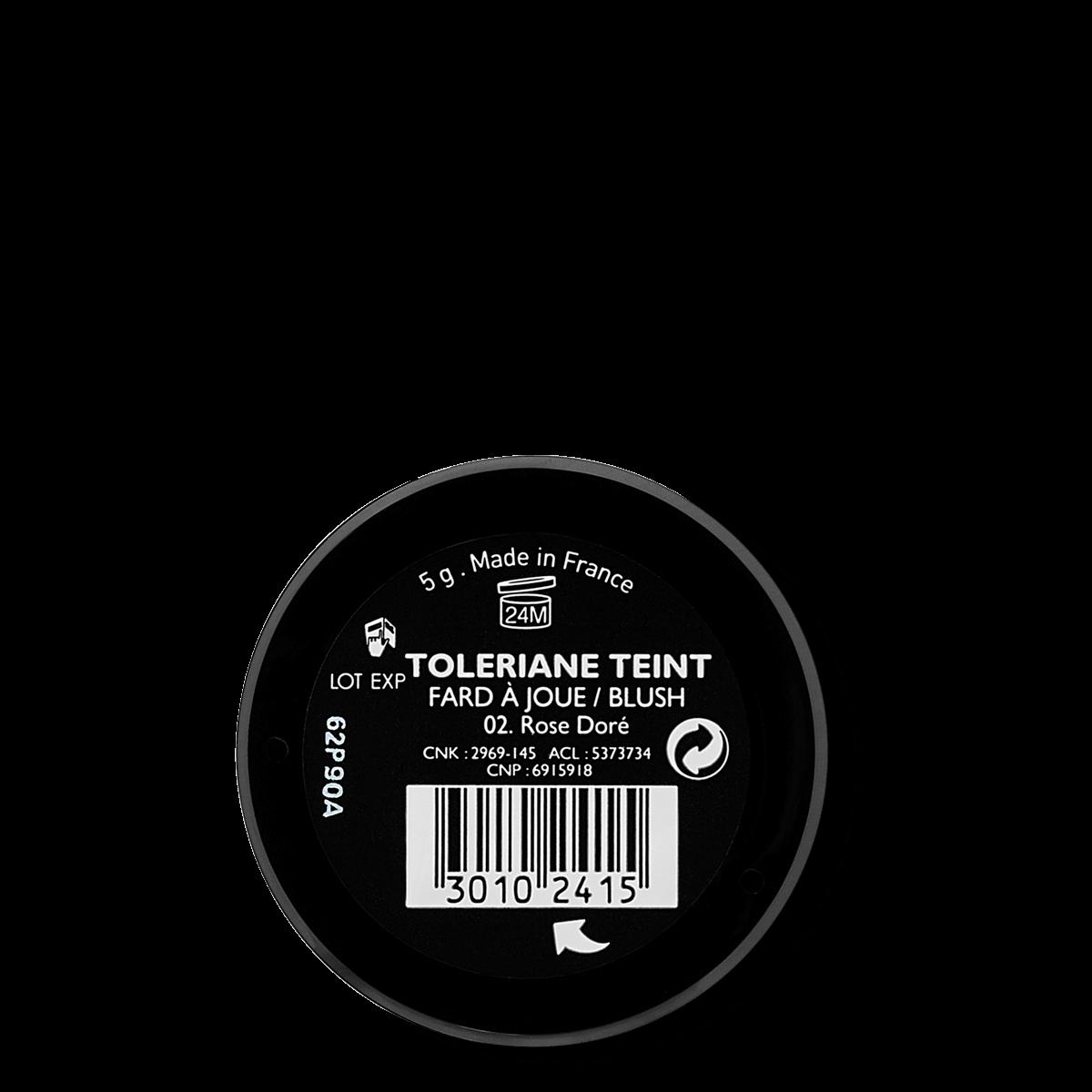 La Roche Posay Érzékeny Bőrre Toleriane Smink ARCPIROSÍTÓ GoldenPink 30102415 B