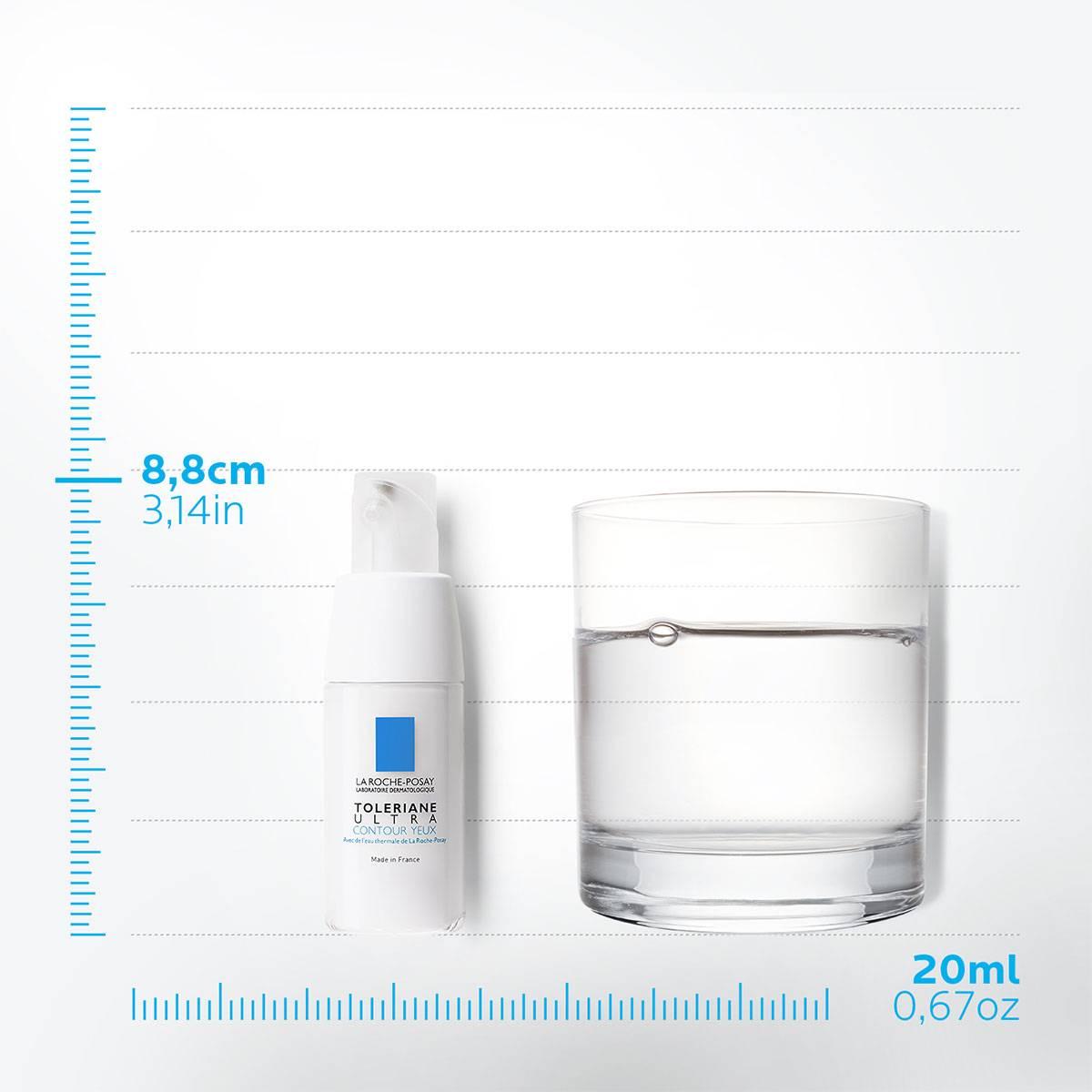 La Roche Posay Termékoldal Toleriane Ultra Szemkörnyékápoló 20ml 3337872419